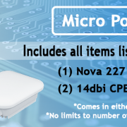 mico pop in a box banner