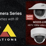 New Axis M32 Series Cameras