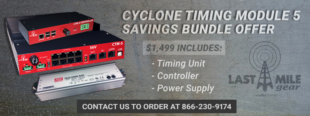 Last Mile Gear CTM5 Bundle Promotion