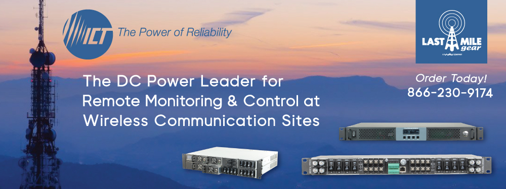Last Mile Gear now distributes ICT power solution products!